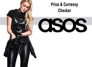 Узнать лучшую цену на ASOS с помощью сканера цен