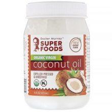 Органическое кокосовое масло 0,5 л за 27 грн в IHerb