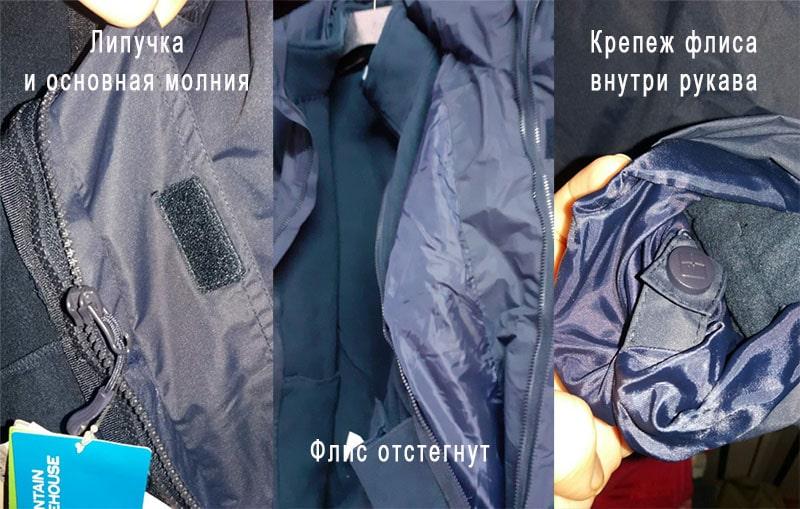 куртка фото реальные