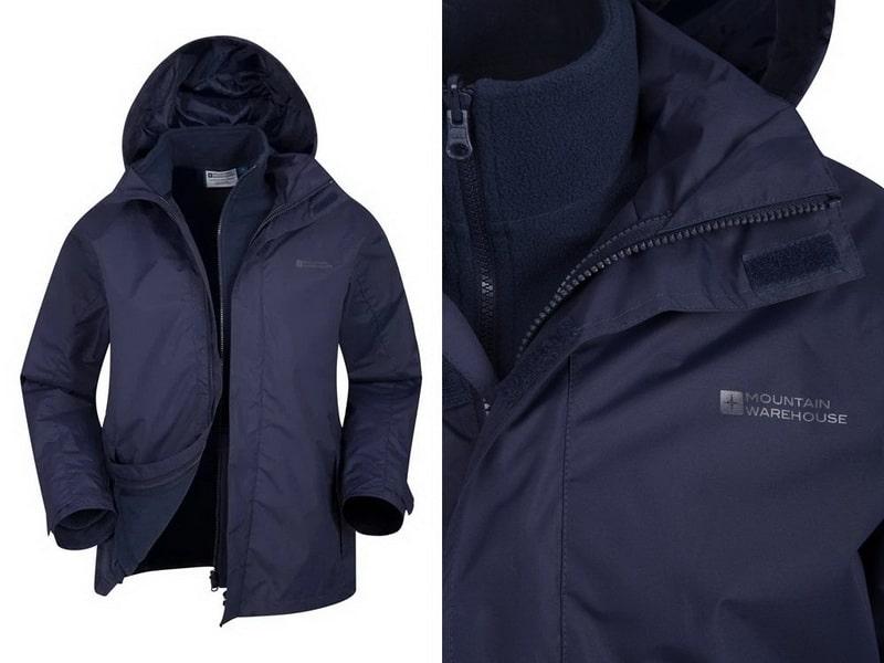 куртка маунтейн 3 в 1 отзыв