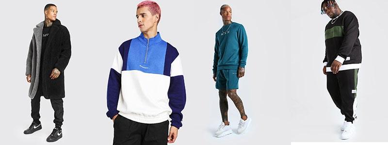 boohooman одежда купить