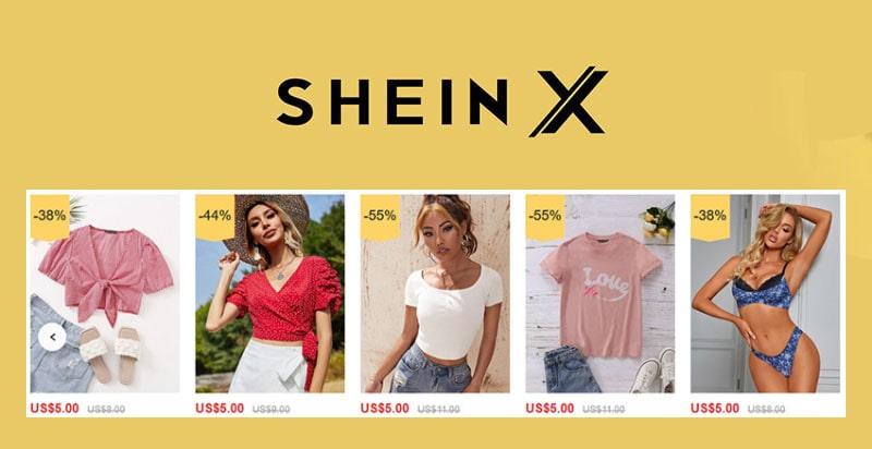 SHEIN online shop
