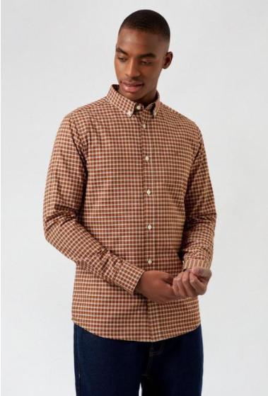 Ginger Mini Check Shirt